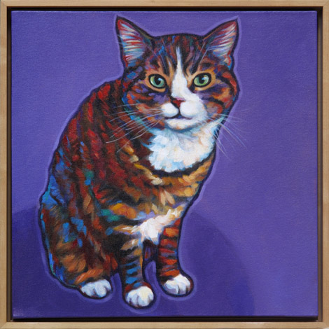 In Memory of Marv Pet Portrait